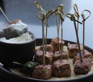 Drivu Pesto Chicken Lollipop
