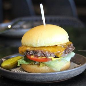 Drivu Classic Burger