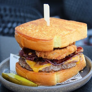 Drivu Up In Smoke Burger