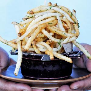 Drivu Truffle Shoestring Fries