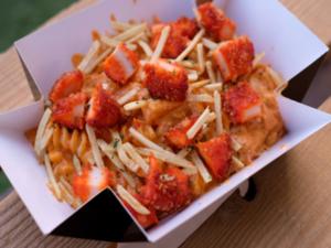 Drivu Kitto Fries Pasta