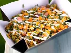 Drivu Mexican Salad