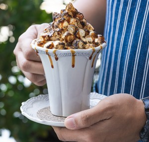 Drivu Burnt Marshmallow Hot Chocolate