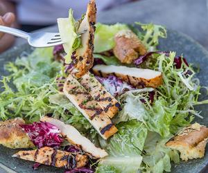 Drivu House Caesar Salad