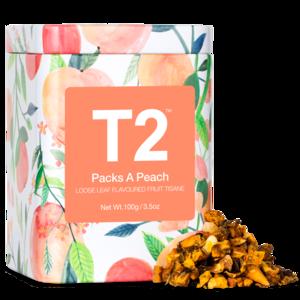 Drivu Packs A Peach