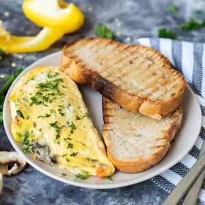 Drivu Omelette