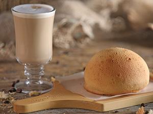 Drivu Café Latté With Bun
