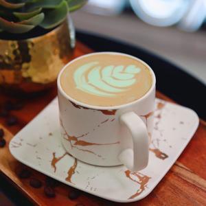 Drivu Hot Pistachio Latte