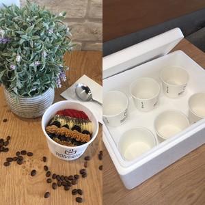 Drivu Acai Box (6 cups)
