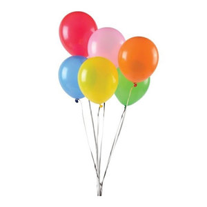 Drivu Black Helium Balloon