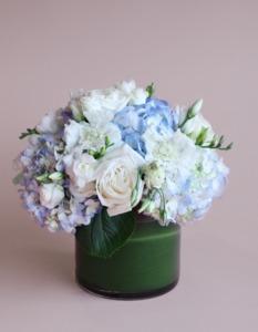 Drivu Baby Blue Hydrangea Vase