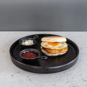 Drivu Egg & Sausage Muffin