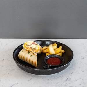 Drivu Breakfast Burrito