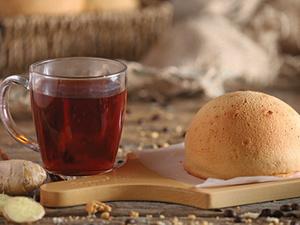 Drivu Ginger Tea With Bun