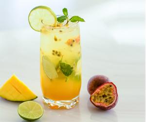 Drivu Mango Passion Fruit Mojito