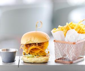 Drivu Classic Wagyu Burger