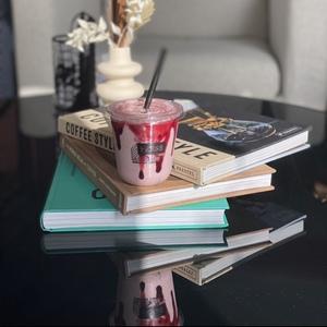 Drivu Berry Milkshake