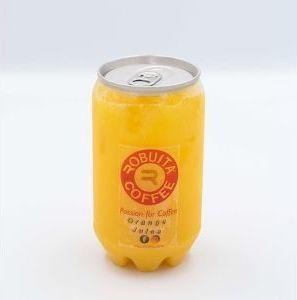 Drivu Orange Juice Can