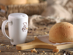 Drivu Hot Milk With Bun