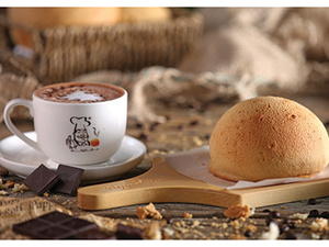 Drivu Hot Chocolate With Bun