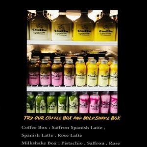 Drivu Coffee & Milkshake Box