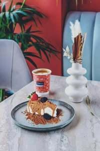 Drivu Lotus Cheesecake
