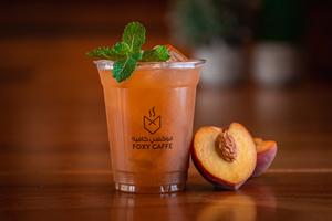 Drivu Peach Iced Tea