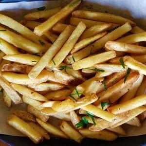Drivu Plain Fries