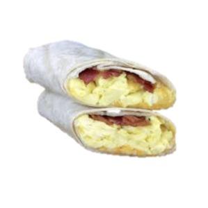 Drivu Omelette Burrito