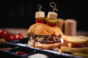 Drivu Melted Burger