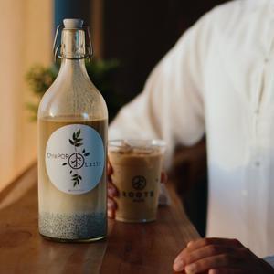 Drivu ChiaPOP Latte Bottle (1 Liter)