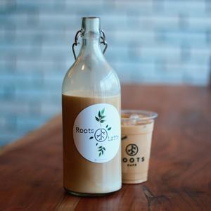 Drivu Roots Latte Bottle (1 Liter)