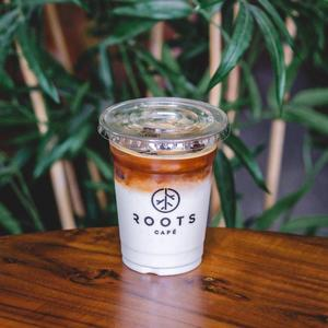 Drivu Iced Roots Latte