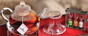 Drivu Signature Tea With Bun