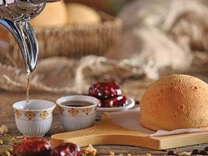 Drivu Arabic Coffee With Bun
