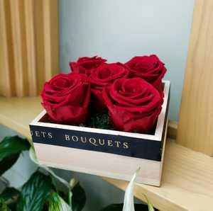 Drivu Infinity Red Roses B1