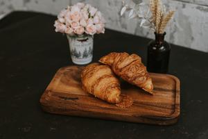 Drivu Cheese & Zaatar Croissant