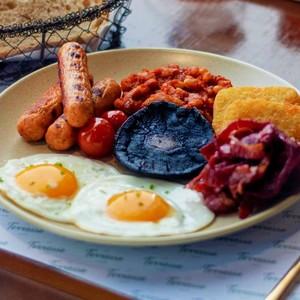 Drivu LT Breakfast