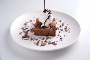 Drivu Cho-nuts Brownie