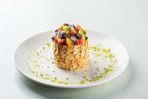 Drivu Fresh Fruit Cake