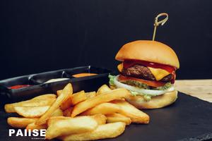 Drivu Cheese Burger