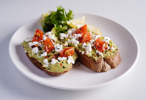 Drivu Avocado on Toast