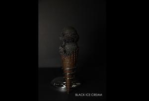 Drivu Black Ice Cream