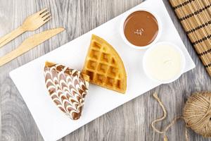 Drivu وافلز مكس جوكلت Waffle Mix Chocolate