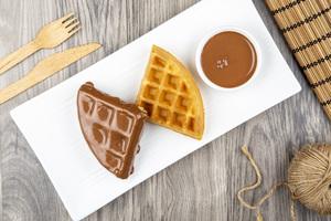 Drivu وافلز نوتيلا Waffle Nutella