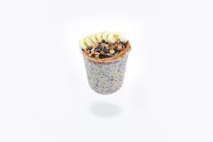Drivu Choco Banana Oats