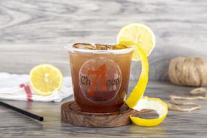 Drivu آيسد تي ليمون Lemon Iced Tea