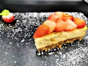Drivu Strawberry Cheesecake تشيز كيك الفراولة