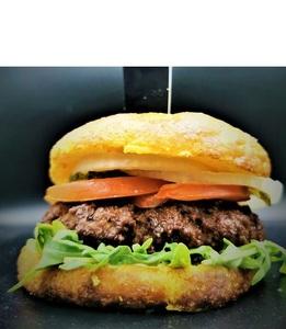 Drivu Farmer's Burger البرجر الأصلي