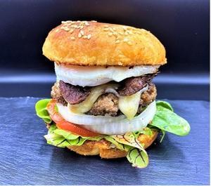 Drivu Overloaded Burger